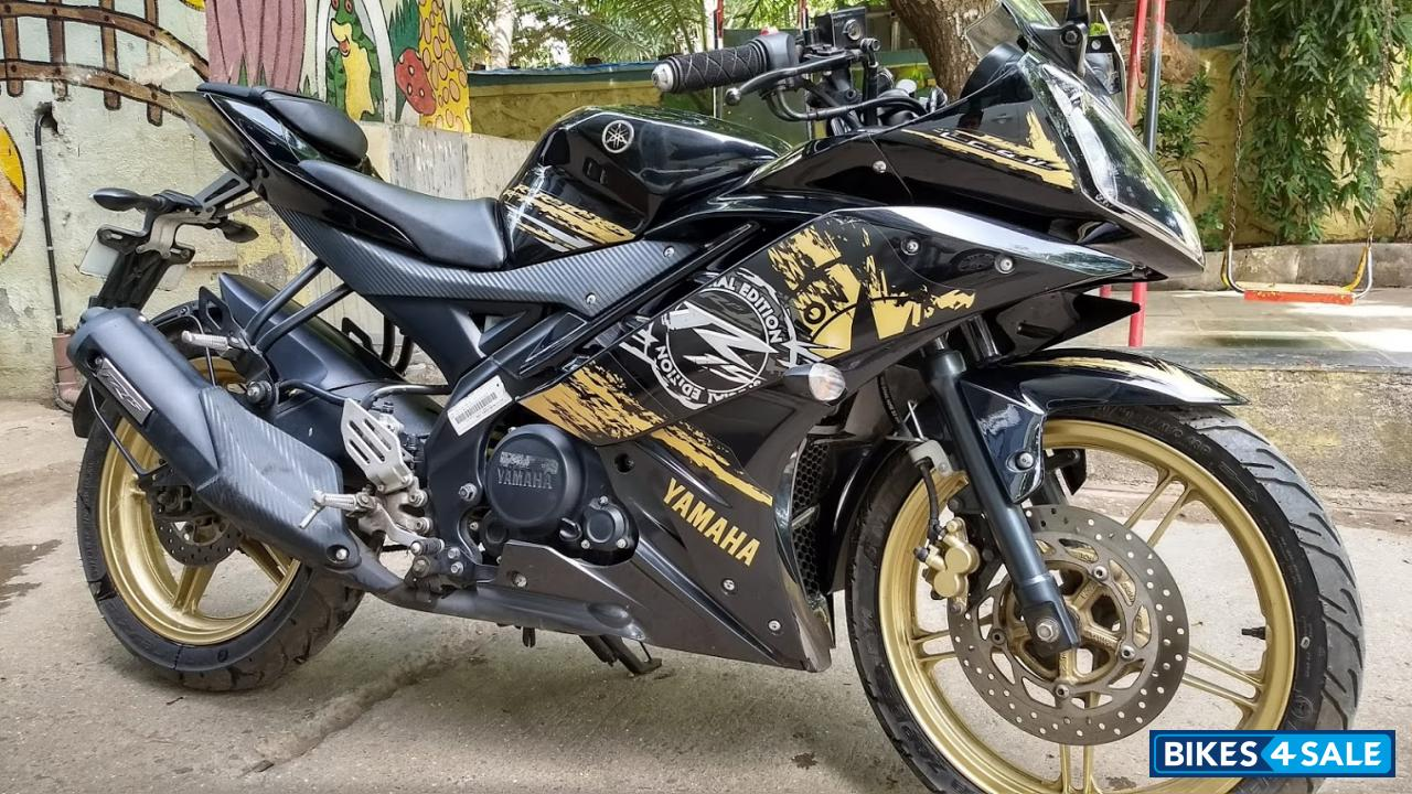 Used 2014 model Yamaha YZF R15 V2 for sale in Mumbai  ID