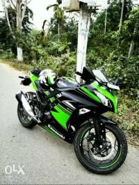 Used Kawasaki Ninja In Guwahati With Warranty Loan And Ownership