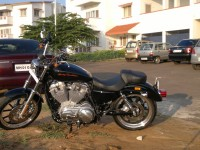 Harley Davidson Superlow 2011 Model