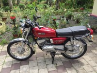 Used Yamaha RX 100 in Kerala with warranty  Loan and Ownership