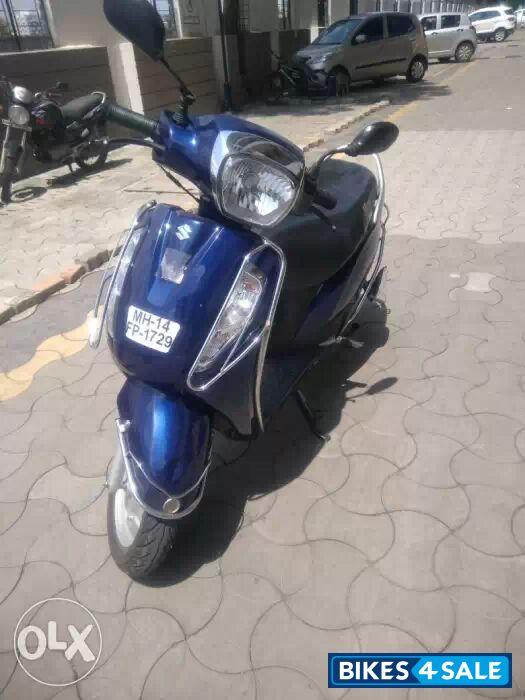 Used 2016 model Suzuki Access 125 for sale in Pune  ID