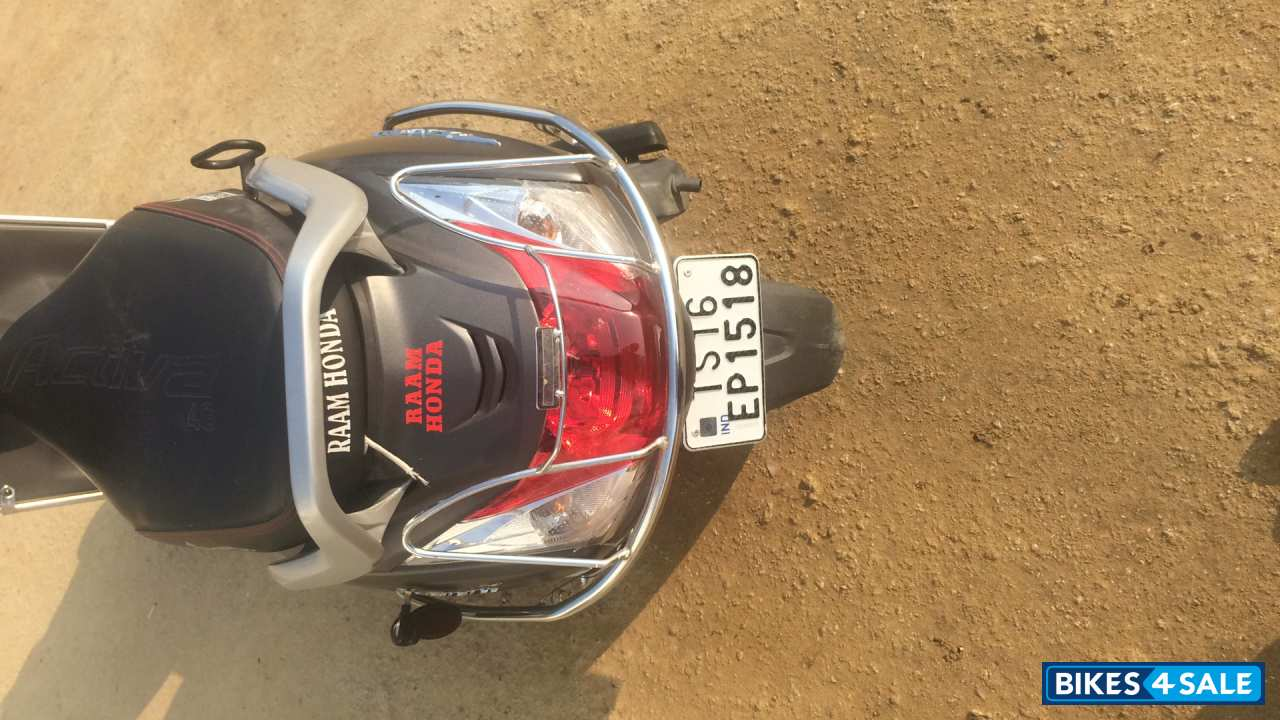 Used 2017 model Honda Activa 4G for sale in Hyderabad  ID