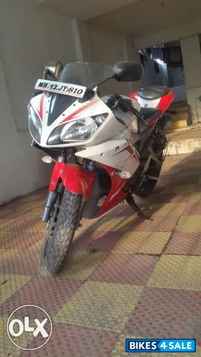 Used 2013 Model Yamaha Yzf R15 For Sale In Pune Id 158219 White