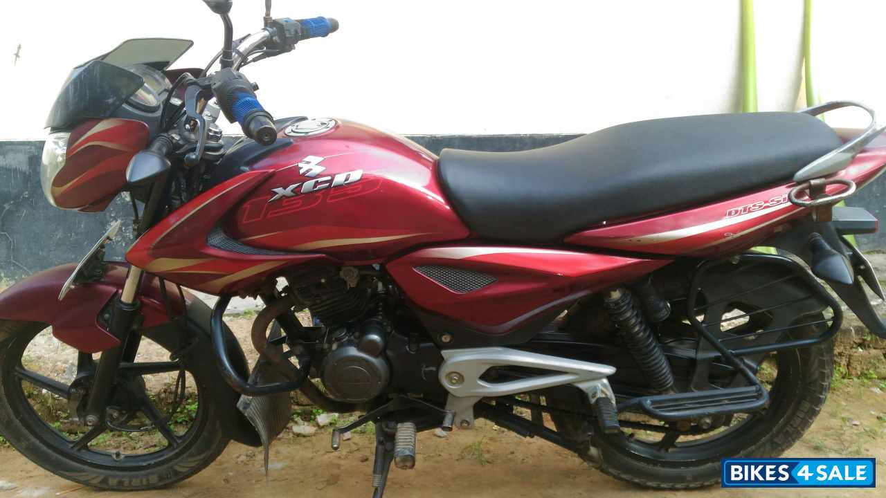 Used 2009 Model Bajaj Xcd 135 Dts Si For Sale In Agartala Id