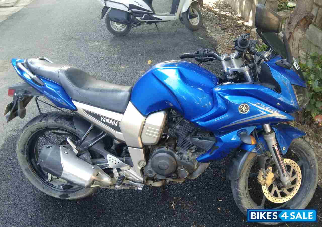 used 2010 model yamaha fazer for sale in bangalore id. Black Bedroom Furniture Sets. Home Design Ideas