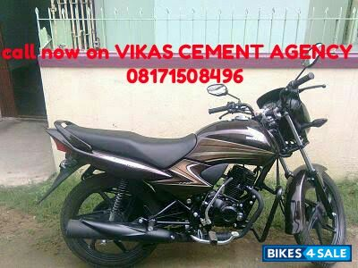 Used 2013 Model Honda Dream Yuga For Sale In Bareilly Id 160094 Brown Black Colour Bikes4sale