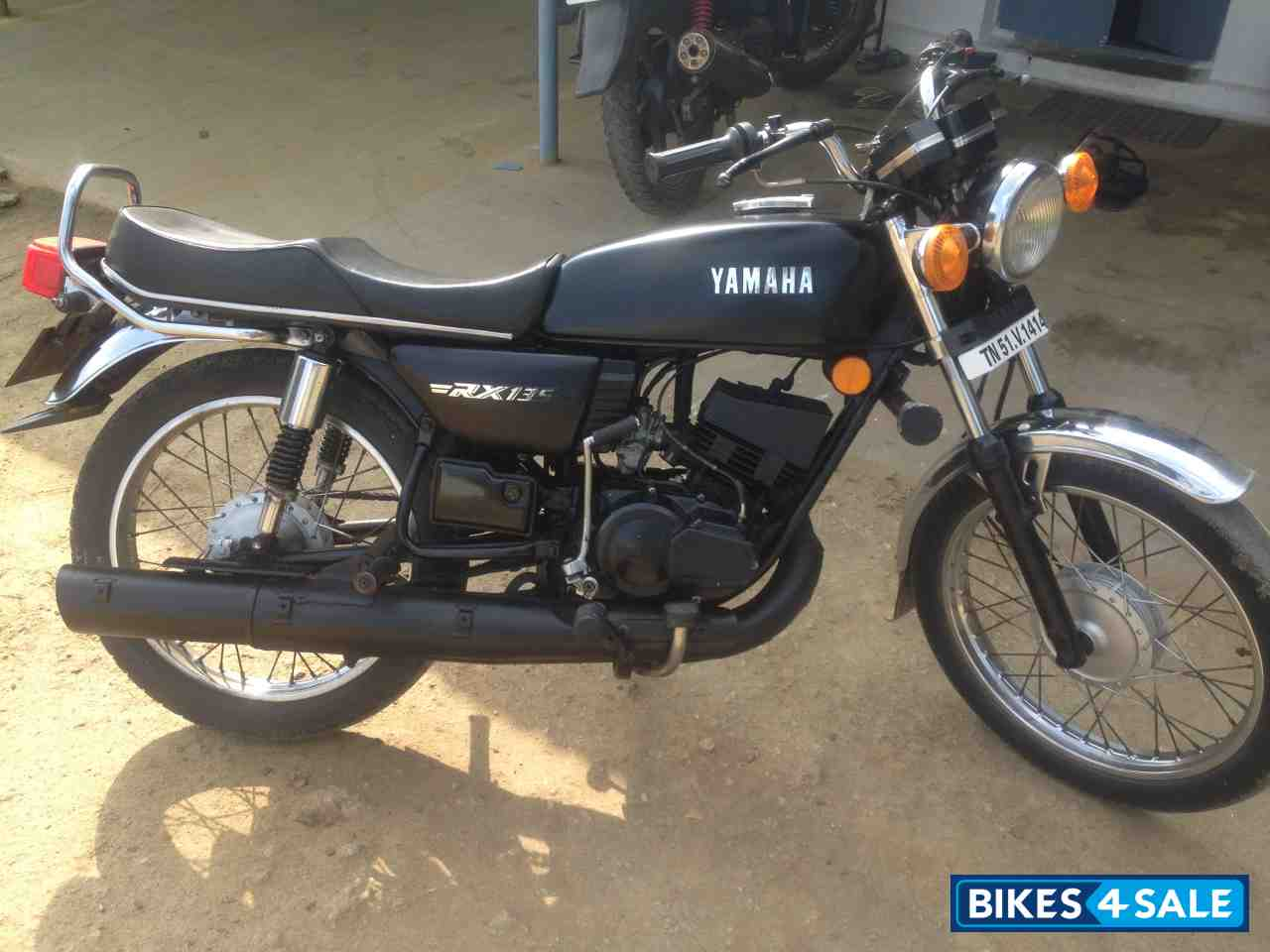 used 2000 model yamaha rx 135 for sale in coimbatore id