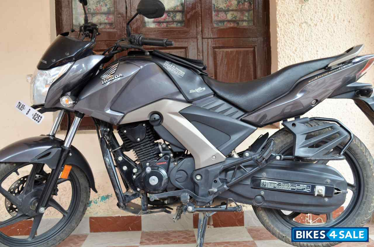 Used 2016 model Honda CB Unicorn 160 for sale in Chennai ...