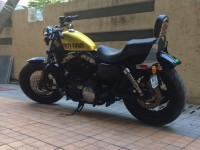 Harley Davidson XL 1200X Forty-Eight 2012 Model
