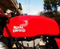 Royal Enfield Continental GT 535 2016 Model