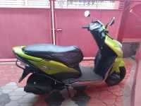 Used Honda Dio in Trivandrum with warranty  Loan and Ownership