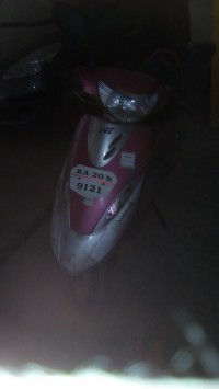TVS Scooty Pep Plus 2007 Model