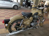 Royal Enfield Classic Desert Storm 2012 Model