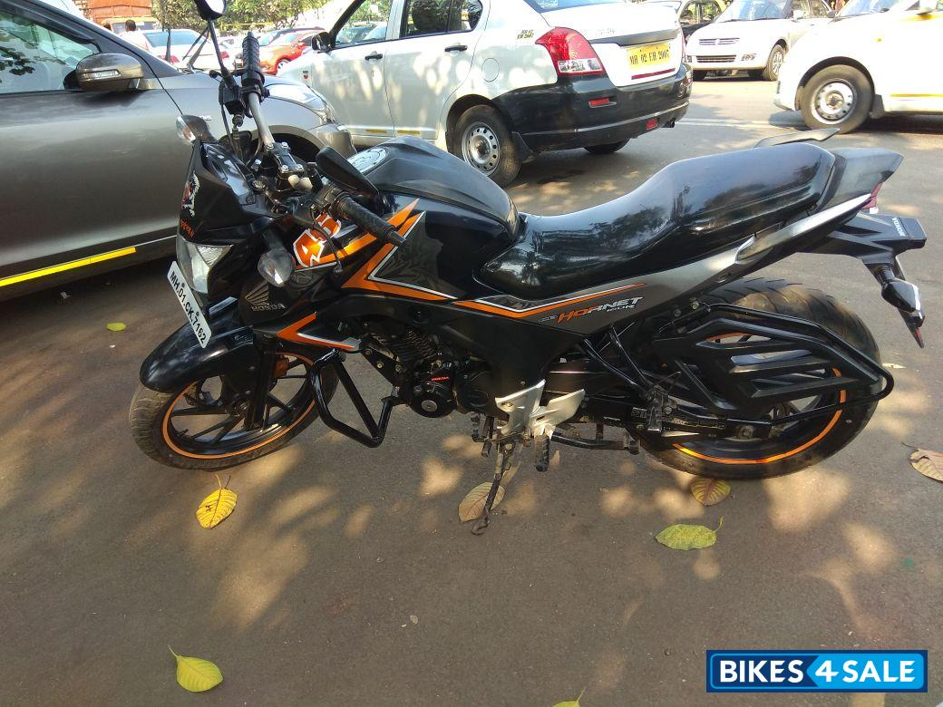 used 2017 model honda cb hornet 160r for sale in mumbai. Black Bedroom Furniture Sets. Home Design Ideas