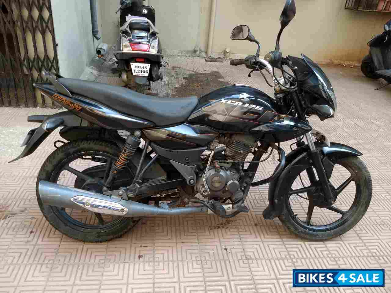 Used 2007 Model Bajaj Xcd 125 Dts Si For Sale In Thane Id 165122