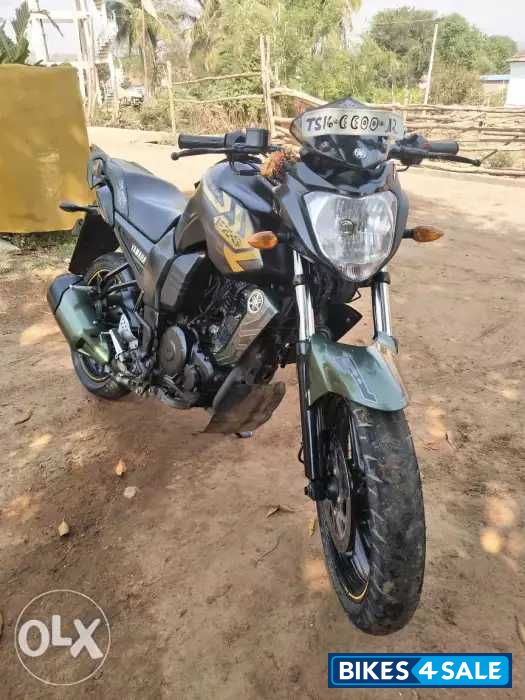 Used 2014 model Yamaha FZ-S for sale in Nizamabad  ID 166010