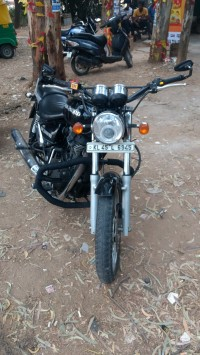 Royal Enfield Thunderbird TwinSpark 350 2015 Model