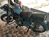 Royal Enfield Classic Squadron Blue 2016 Model