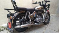 Royal Enfield Classic Chrome 2016 Model