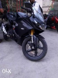 Used TVS Apache RR 310 in India with warranty  Loan and