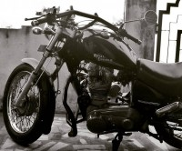 Royal Enfield Thunderbird 350 2005 Model