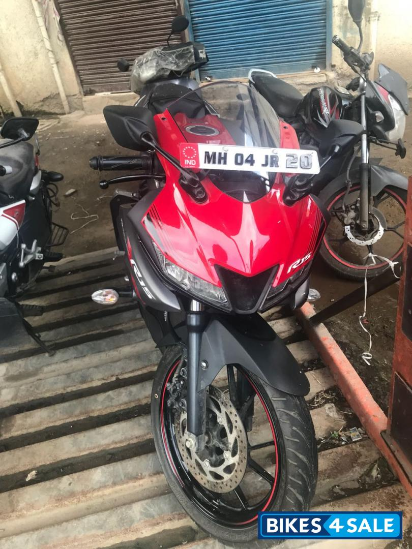 Used 2018 model Yamaha YZF R15 V3 for sale in Thane  ID