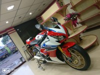 Honda CBR 1000RR Fireblade SP 2015 Model