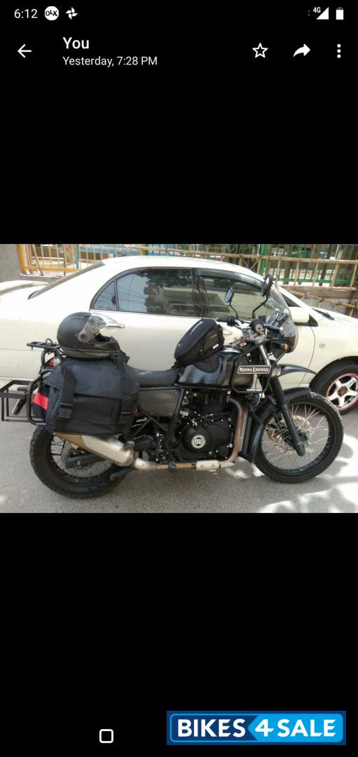 Used 2016 Model Royal Enfield Himalayan For Sale In New Delhi Id