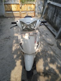 Hero Pleasure 2014 Model