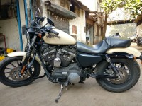 Harley Davidson Iron 883 2014 Model