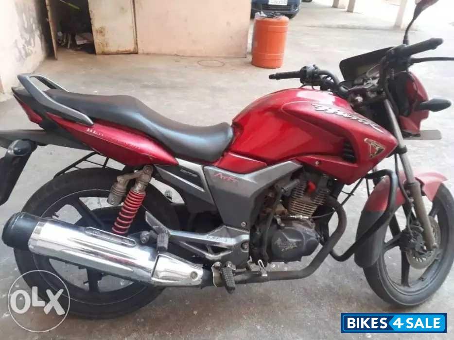 Used 2009 Model Hero Hunk For Sale In Vadodara Id 189538 Bikes4sale