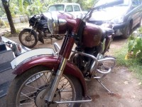 Royal Enfield 1952 Model