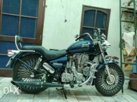 Royal Enfield Thunderbird 2004 Model