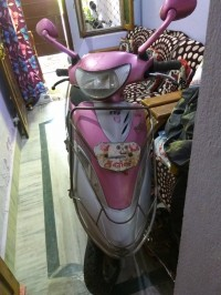 TVS Scooty Pep Plus 2008 Model