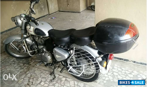 Used 2011 model Royal Enfield Classic 350 for sale in Mumbai