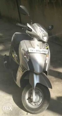 Suzuki Lets 110 2015 Model