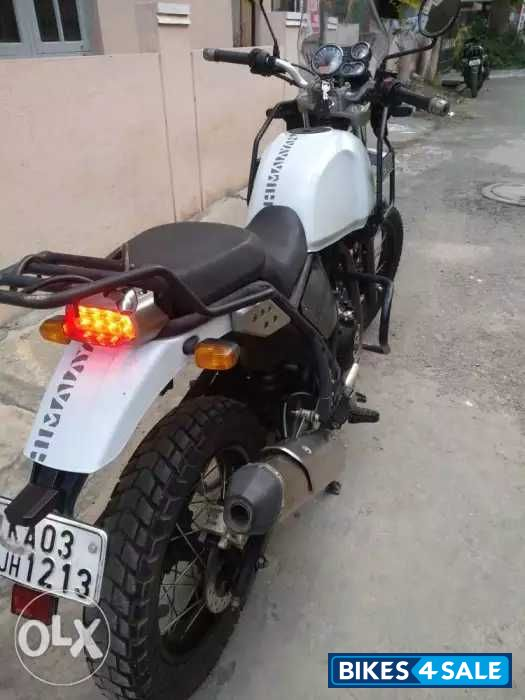 Used 2016 Model Royal Enfield Himalayan For Sale In Bangalore Id