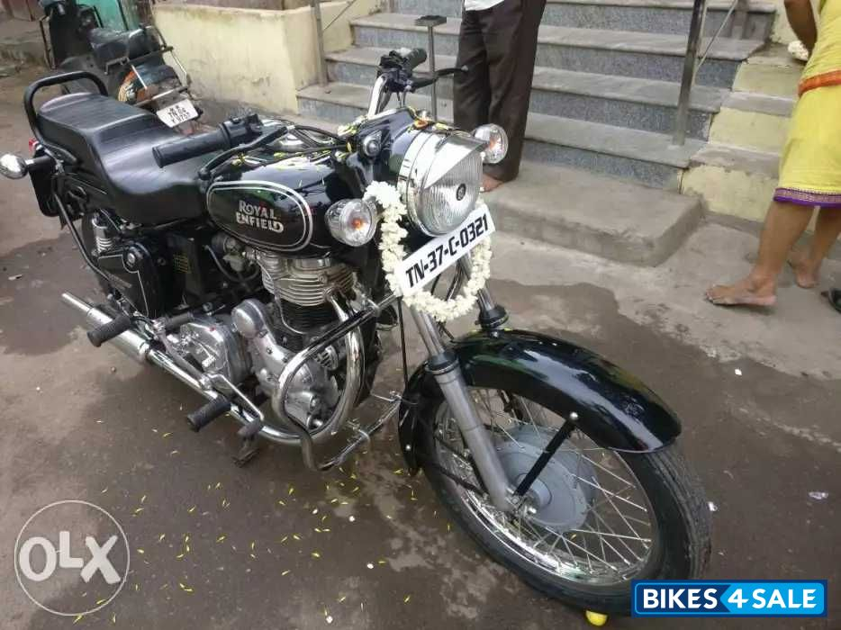 Used 1991 model Royal Enfield Bullet Standard 350 for sale