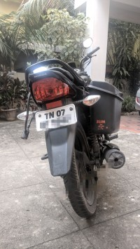 Honda Dream Yuga 2012 Model