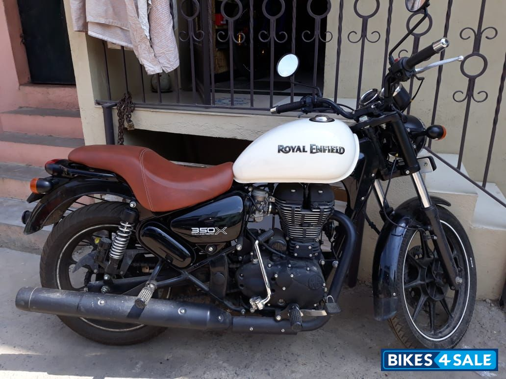 Used 2018 model Royal Enfield Thunderbird X 350 for sale ...