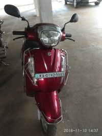 Suzuki Access 125 2018 Model