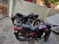 Used Royal Enfield Bullet in Visakhapatnam with warranty