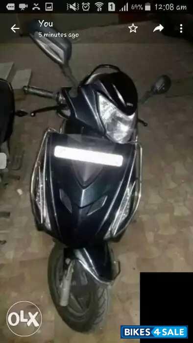Used 2016 model Hero Maestro Edge for sale in Hyderabad  ID