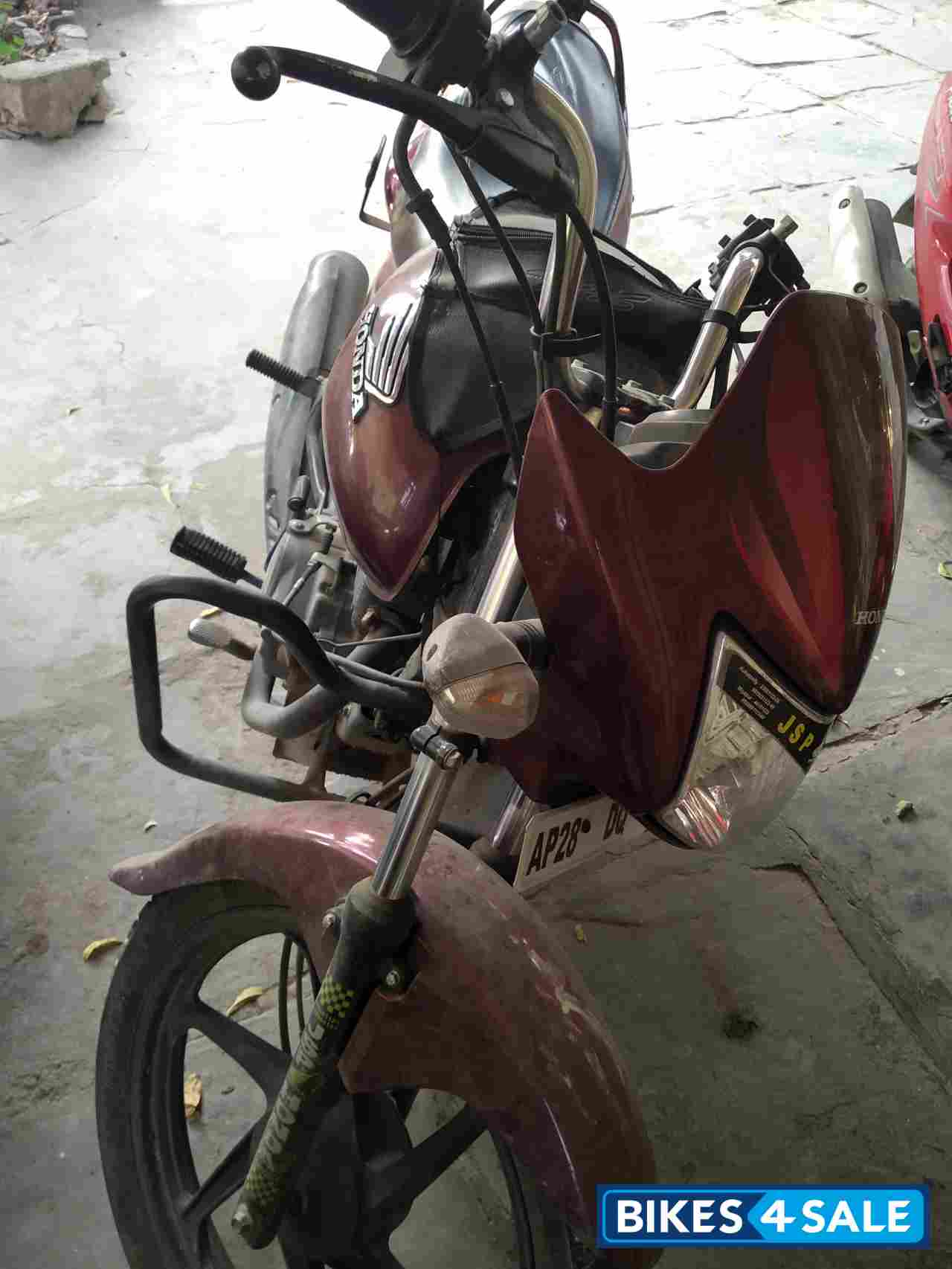 Used 2012 Model Honda Cb Shine For Sale In Hyderabad Id