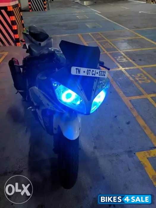 Used 2017 model Yamaha YZF R15 V2 for sale in Chennai  ID