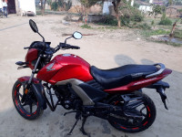 Red-black Honda CB Unicorn 160