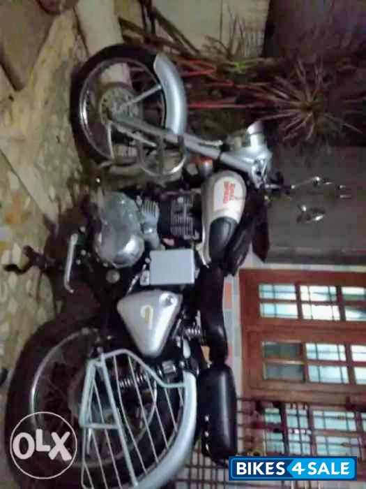 Used 2015 model Royal Enfield Classic 350 for sale in