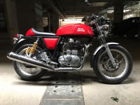 Royal Enfield Continental GT 535 2015 Model