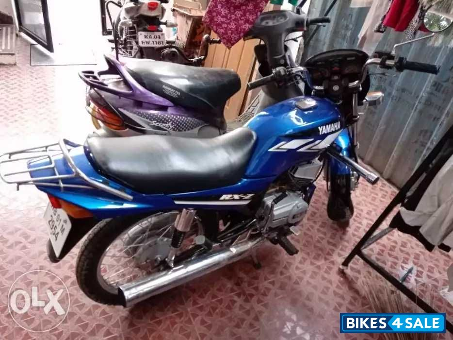 Used 1998 model Yamaha RXZ for sale in Bangalore  ID 197843