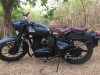 Royal Enfield Bullet Standard 350 1976 Model